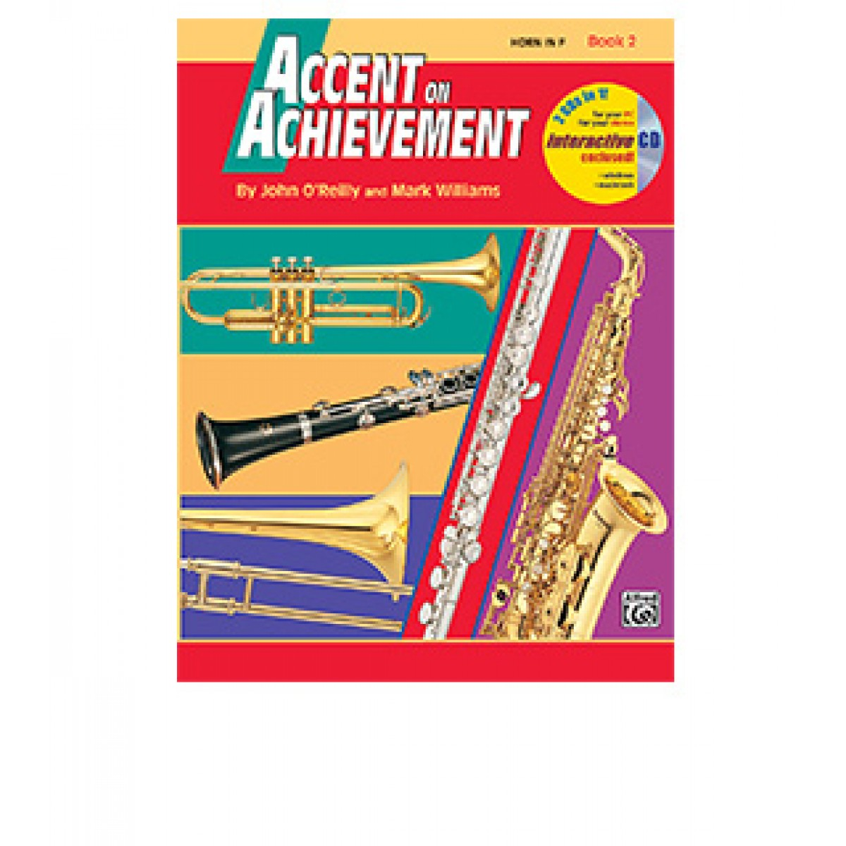 Alfred accent on achievement bk 2 french horn the school - University league tables french ...