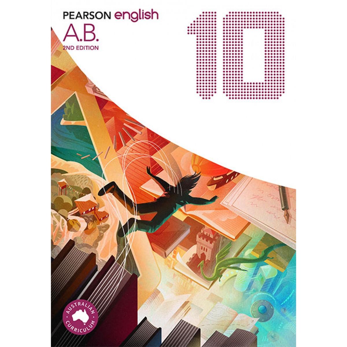 Pearson English Year 10 Activity Book 2nd Ed - The School Locker
