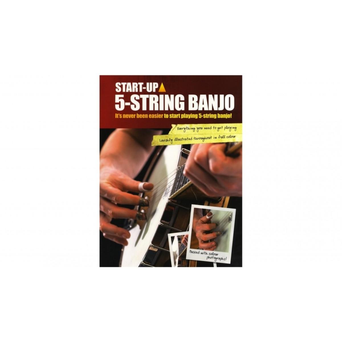 Start-up: 5-String Banjo (Start Up)