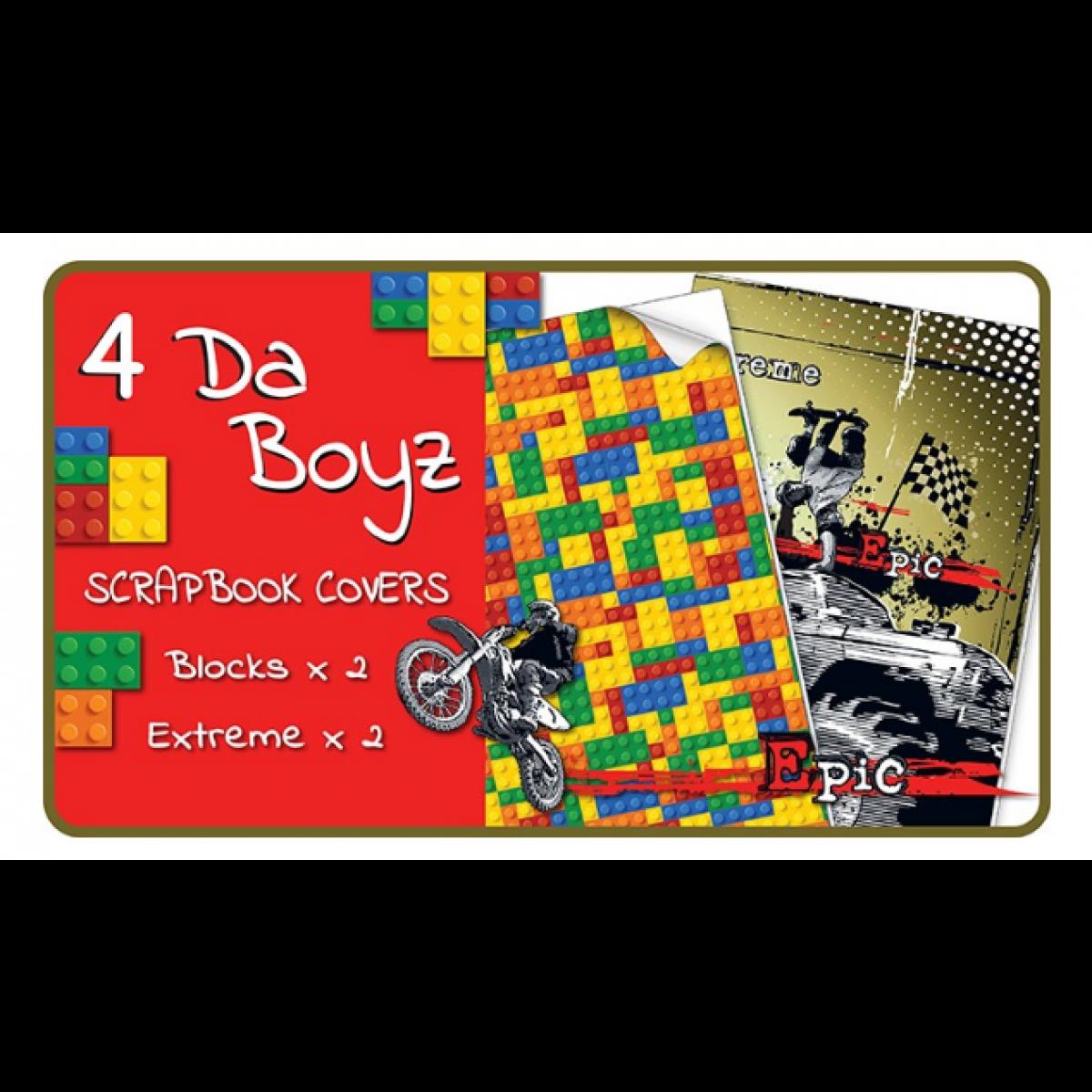 2kool4skool 4 Da Boyz Scrapbook Covers The School Locker