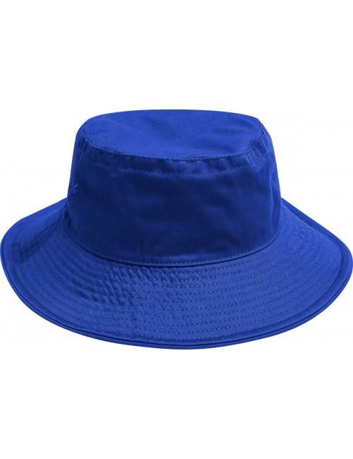 Mountcastle Bucket Hat Royal The School Locker