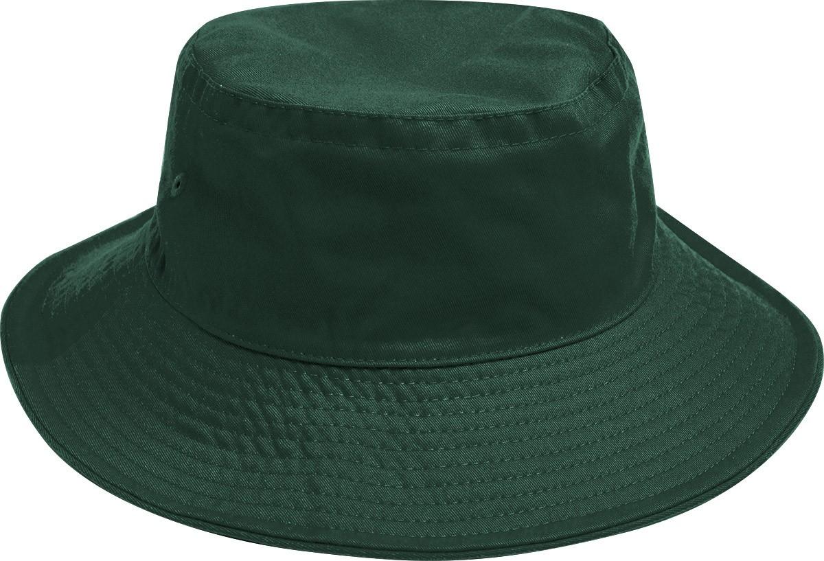 Mountcastle Bucket Hat Bottle Green The School Locker