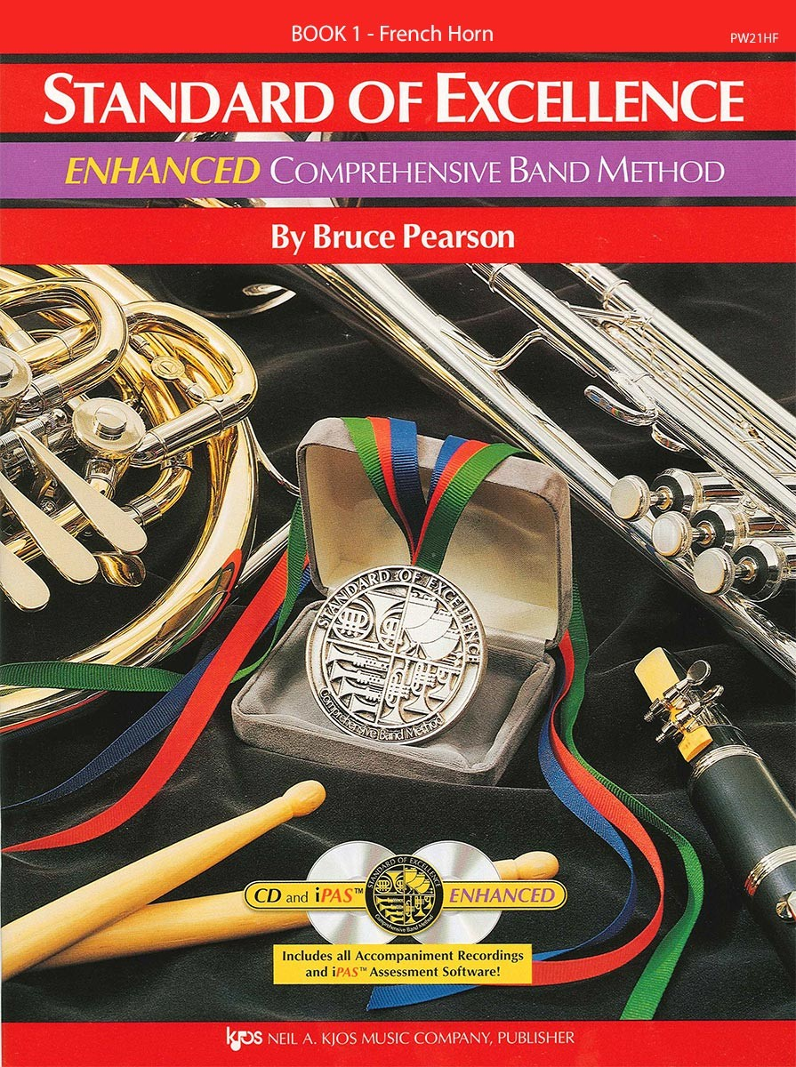 Standard Of Excellence 1 Enh French Horn The School Locker Electrical Wiring