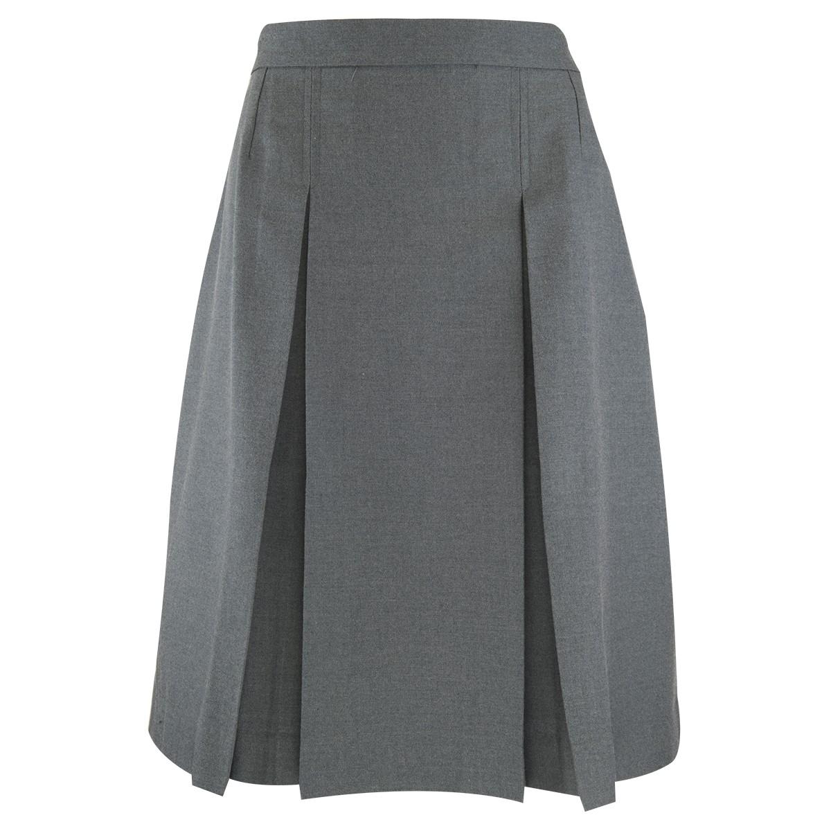 winter uniform girls plain skirt the school locker. Black Bedroom Furniture Sets. Home Design Ideas