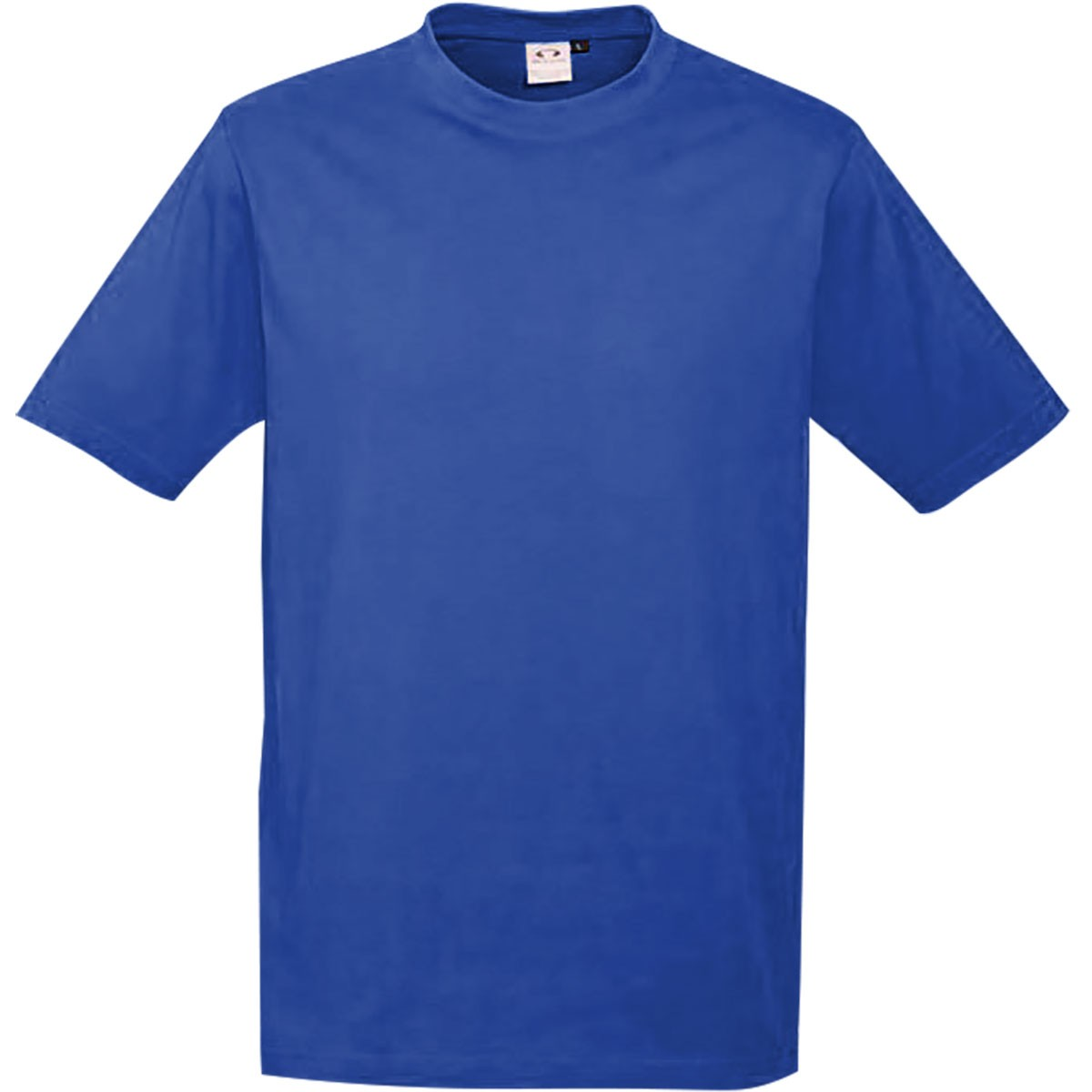 Kettlebell University T Shirt: Biz Collection T-Shirt Royal Blue