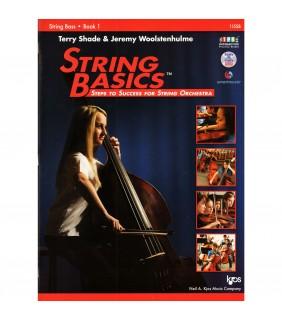 Kjos String Basics Book 1 Bass